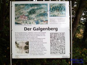 galgenberg schild