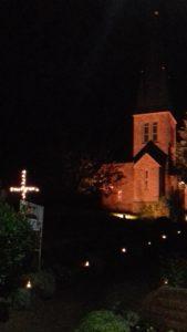 lichterfest prot kirche dernbach 2016