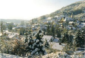 tal im schnee